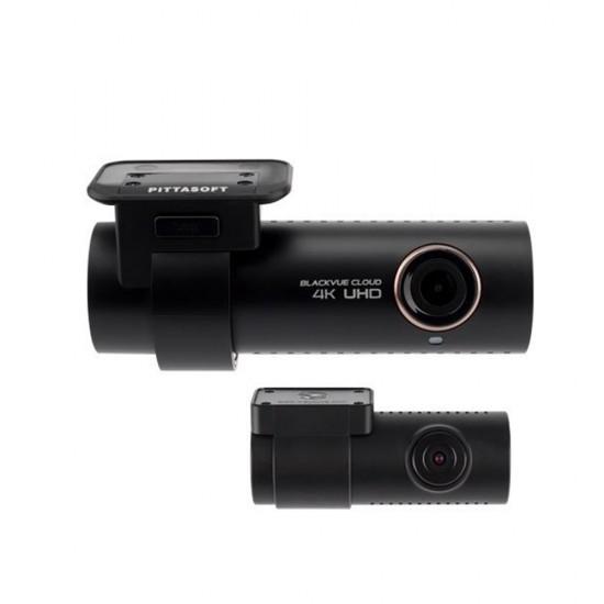 BlackVue DR900S-2CH 4K vaizdo kokybės dviejų kamerų video registratorius su Wi-Fi
