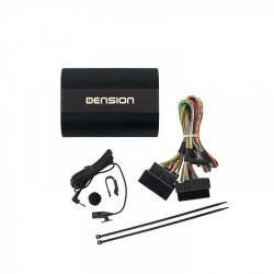 Dension PRO BT - USB Bluetooth aux adapteris