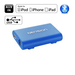 Dension GW Lite BT - iPhone USB aux-in audio interface with Bluetooth