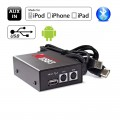 GROM AUDIO USB3 - Android USB iPhone aux-in audio interface with optional Bluetooth