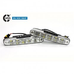 NSSC DRL-506HP LED Daytime Running Lights