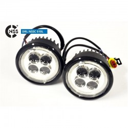 NSSC DRL-510LHP LED Daytime Running Lights