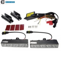 NSSC DRL-540PRO LED Daytime Running Lights