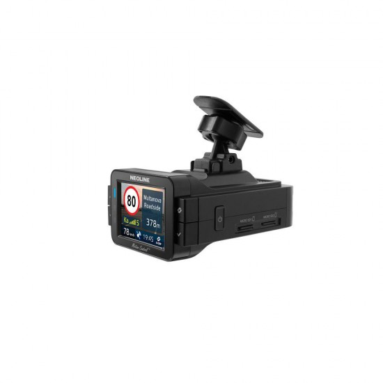 Neoline X-COP 9100S - Hibridinis vaizdo registratorius su radarų detektoriumi