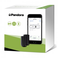 Pandora Smart - car security system with remote start