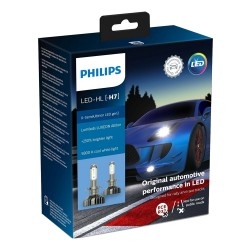PHILIPS X-treme Ultion GEN2 LED H7 bulb set