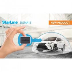StarLine Sigma 15 - CAN and LIN command module