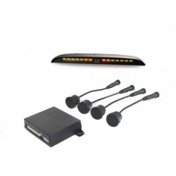 Steelmate PTS410M7 - Rear parking system with LED screen