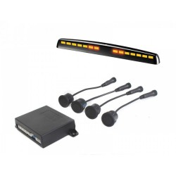 Steelmate PTS410M5 - Rear parking system with LED screen