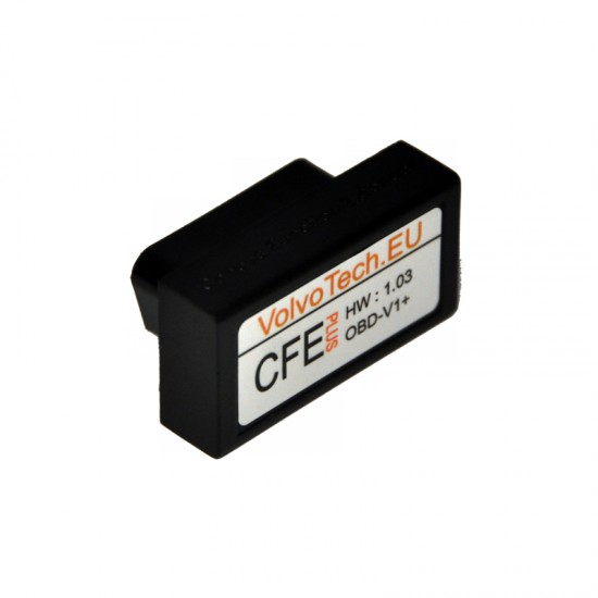 CFE Plus – Volvo Canbus-Function-Extender