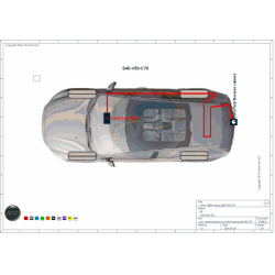 VBB4 - Reverse Camera and Video interface set for Volvo
