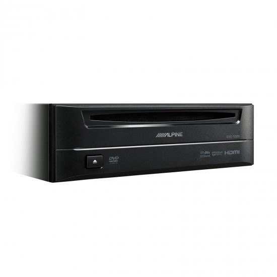 ALPINE DVE-5300X - DVD Player for AUDI A4, A5 and Q5