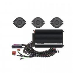 ALPINE SPC-200AU – Premium garsiakalbių komplektas Audi A4, A5 ir Q5
