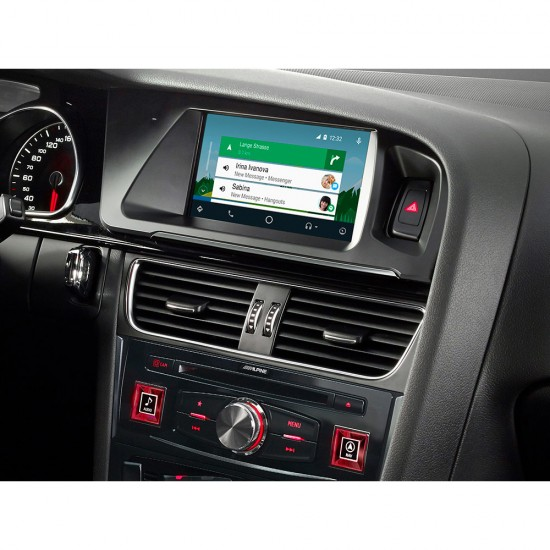 ALPINE X702D-A5 - AUDI A5 Touch Screen Navigation