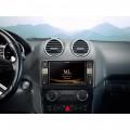 ALPINE X800D-ML – Premium Infotainment System for Mercedes-Benz ML (W164) and GL (X164)