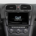 "ALPINE X902D-G6 - VW Golf 6 9"" Touch Screen Navigation for VW Golf 6"