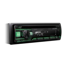 ALPINE CDE-201R - Radijo imtuvas su CD ir USB