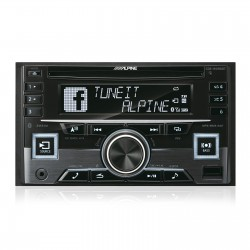 ALPINE CDE-W296BT - Radijo imtuvas su CD/USB ir Bluetooth