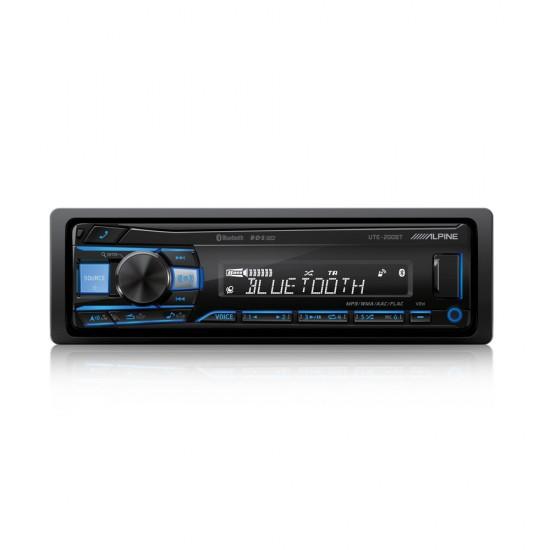 ALPINE UTE-200BT – skaitmeninis grotuvas su Bluetooth