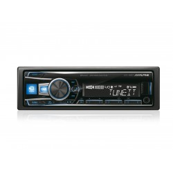 ALPINE UTE-92BT - skaitmeninis grotuvas su Bluetooth