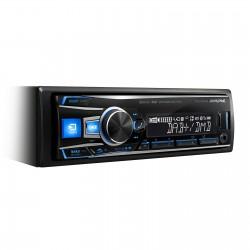 ALPINE UTE-93DAB - skaitmeninės terpės grotuvas su DAB radijo imtuvu ir pažangiu Bluetooth