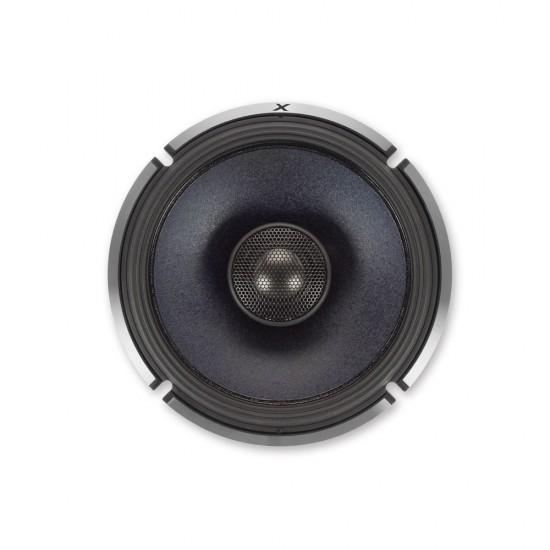 """ALPINE X-S65 - 6-1/2"""" (16.5cm) koaksialinių 2-juostų X-Serijos garsiakalbių komplektas"""