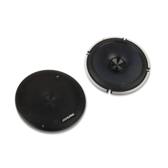 """ALPINE X-S65C 6-1/2"""" (16.5cm) komponentinių 2-juostų X-Serijos garsiakalbių komplektas"""