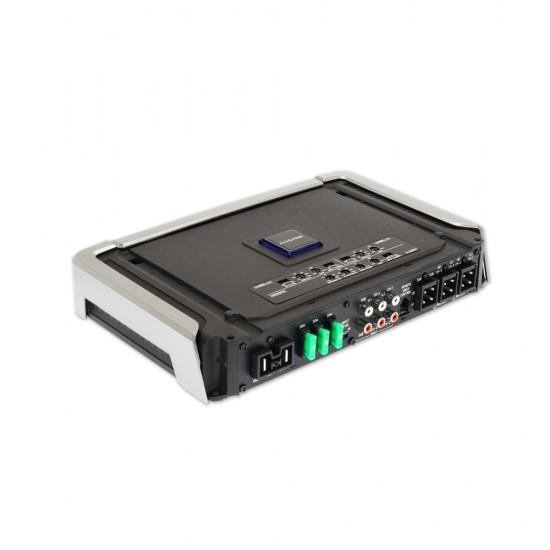 ALPINE X-A90V - 5 kanalų garso stiprintuvas