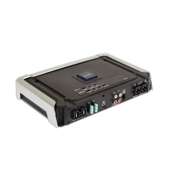 ALPINE X-A70F - 4 kanalų garso stiprintuvas