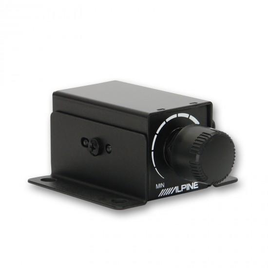 ALPINE RUX-KNOB2 - nuotolinio žemų dažnių garso lygio valdymo rankenėlė