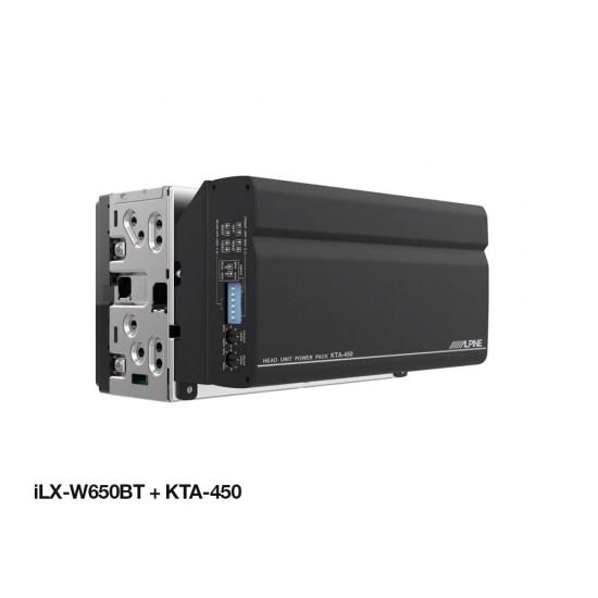 ALPINE KTA-450 - 4-channel amplifier 4 x 100W