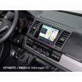 ALPINE KIT-802T5 - VW montavimo komplektas 8 colių multimedijai