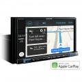 """ALPINE INE-W710D - 7"""" navigacijos sistema su TomTom žemėlapiais"""