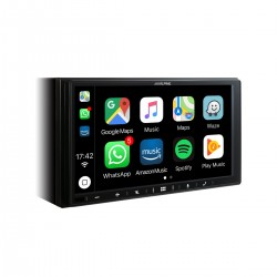 ALPINE ILX-W650BT - 2-DIN multimedia center