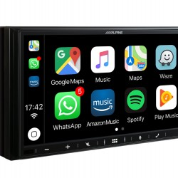 ALPINE ILX-W650BT - 2-DIN multomedia center