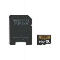64GB DVM-64SD Micro SD kortelė vaizdo registratoriams
