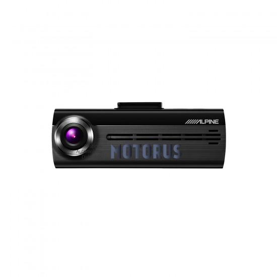 ALPINE DVR-F200 - Pažangus vaizdo registratorius