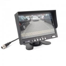 AMPIRE RVM072 - 7 colių monitorius galinio vaizdo kamerai