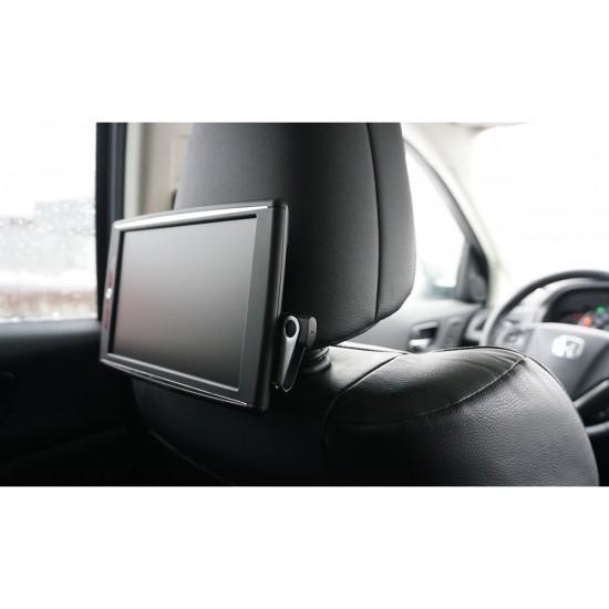 AMPIRE AMX090-HD – 9 colių sėdynės atlošų monitorių komplektas