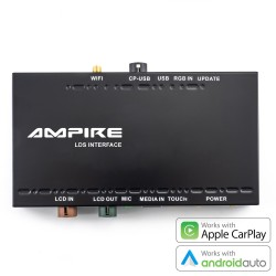 AMPIRE LDS-A4-CP - smartphone integration interface for Audi without MMI